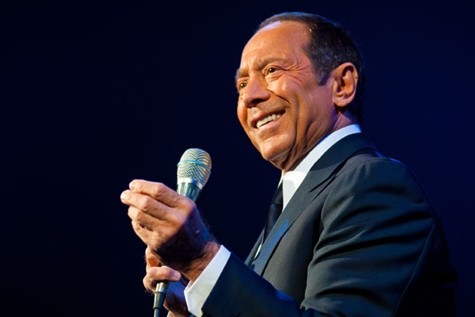 Paul Anka at Ruth Eckerd Hall