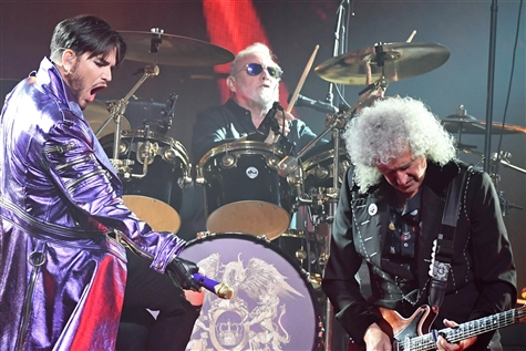 Queen featuring Adam Lambert