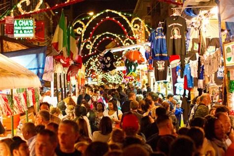 San Gennaro Italian Festival