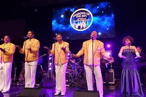 Holiday Tribute to Motown at Villa Roma