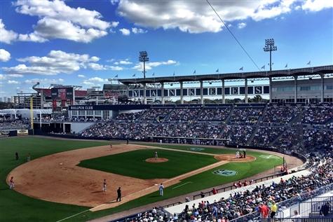 Red Sox vs. NY Yankees - Spring Training