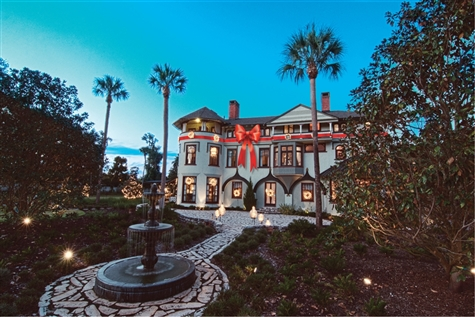Stetson Mansion Christmas Spectacular Holiday Tour