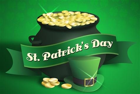 St.Patrick's Day Celebration ft. Mclean Ave Band