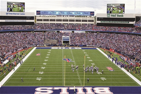 Philadelphia Eagles vs. Buffalo Bills