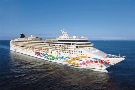 Norwegian Pearl - NY Cruise Express