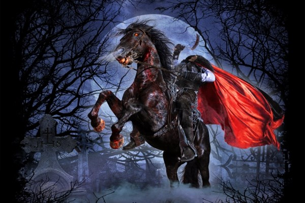 The headless horseman - Pictures of the headless horseman ...